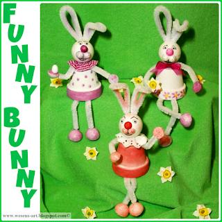 Funny Bunny wesens-art.blogspot.com