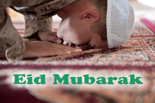 Eid mubarak sms & quotes 2017