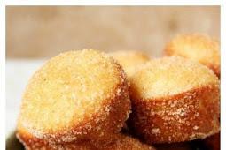 Mini Cinnamon Sugar Donut Muffins