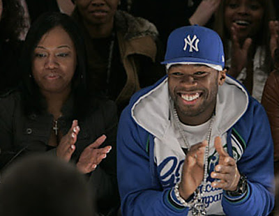 50 Cent's baby mama, Shaniqua Tompkins blasts him, claims he abused her, posts domestic violence report
