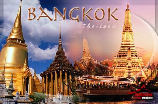 Tour Muslim Bangkok