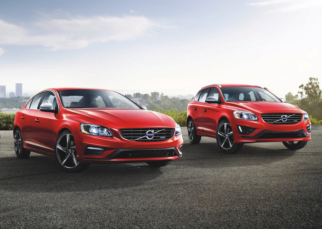 Volvo Introduces 2015 S60 R-Design and XC60 R-Design | Philippine Car News, Car Reviews ...