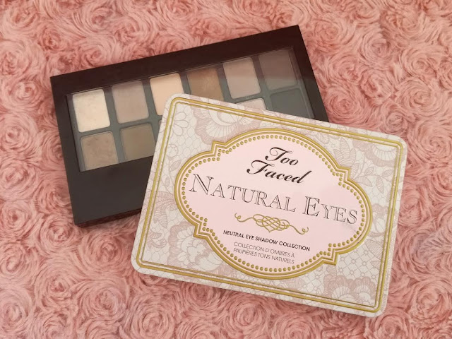 Palette Natural Eyes - Too Faced