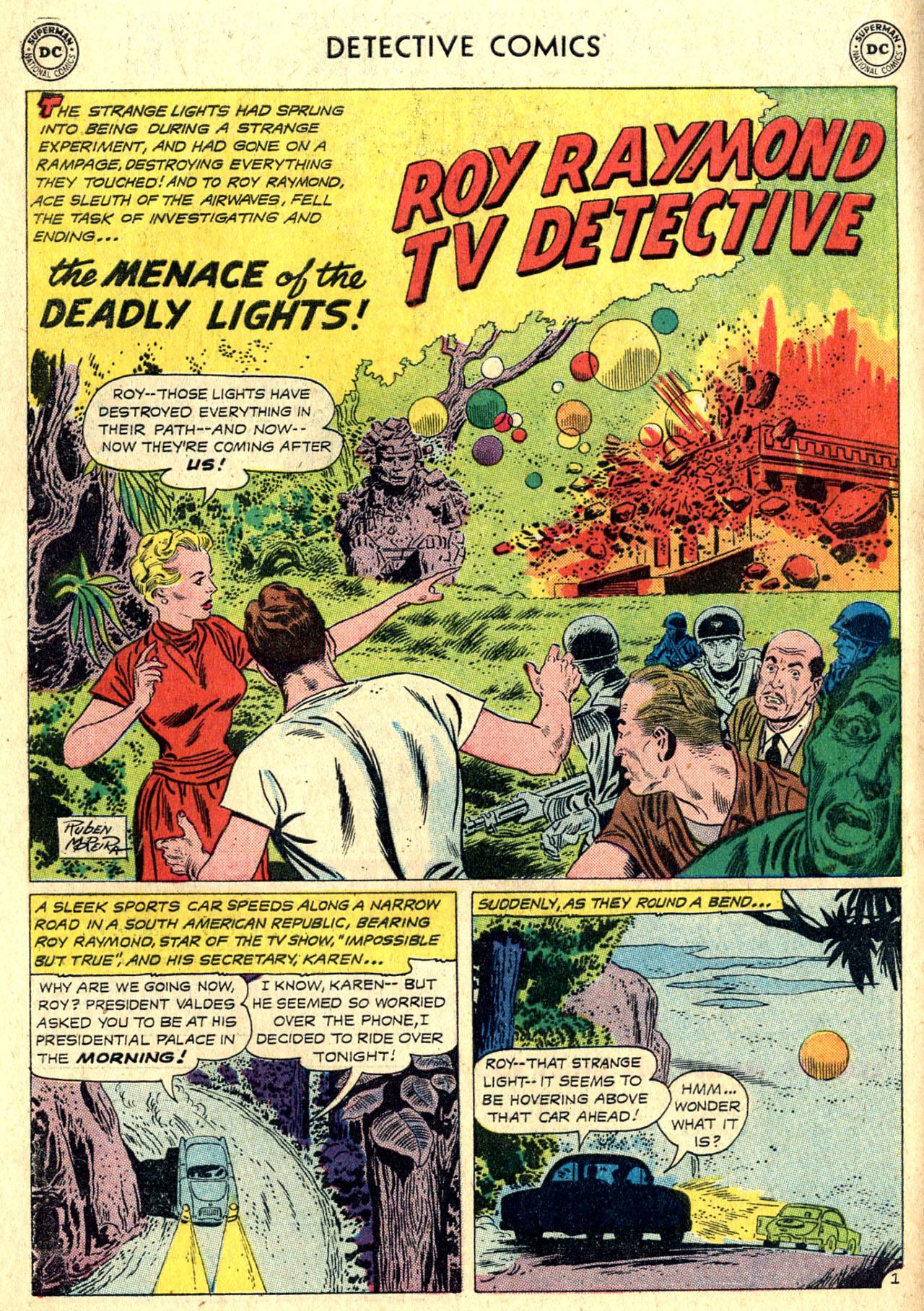 Read online Detective Comics (1937) comic -  Issue #265 - 18