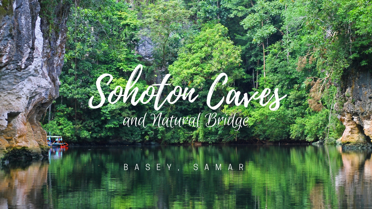 Sohoton Caves and Natural Bridge Samar
