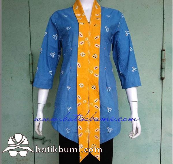 Kebaya Batik Encim Jumputan