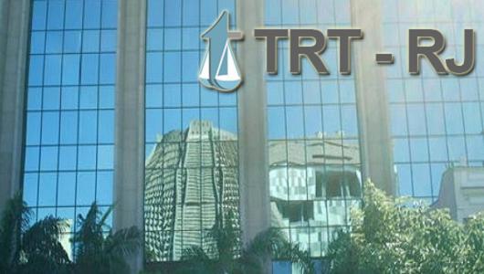 Concurso TRT RJ - Edital