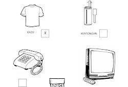 Catatanku Anak Desa Gambar Mewarnai Tema Alat Komunikasi
