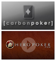 Carbon Poker and Hero Poker