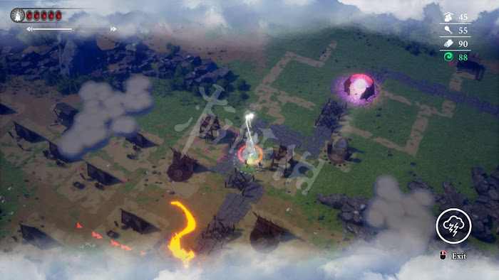 SolSeraph (進擊的熾天使) 遊戲圖文攻略