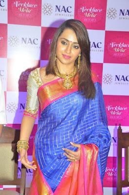 Trisha inaugurates NAC Jewellery