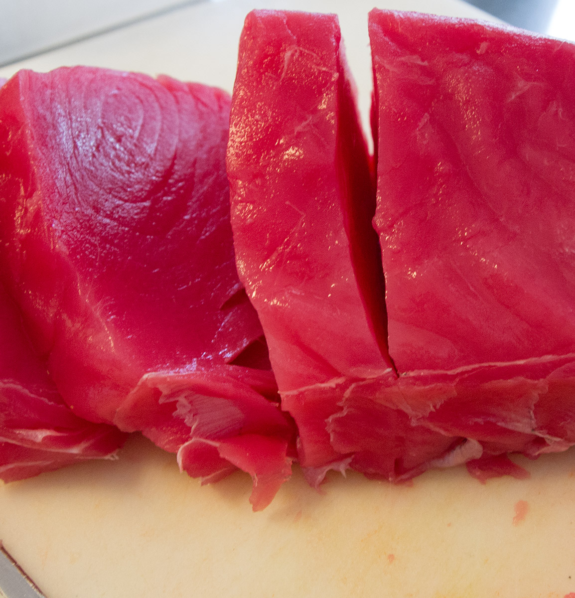 Tuna loins