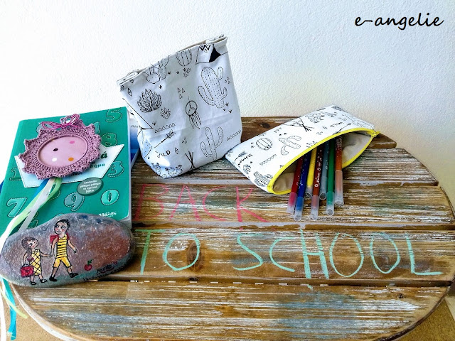 Back to school, με χειροποίητες δημιουργίες!