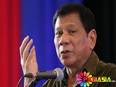 Presiden Filipina Duterte Diberikan Pencerahan dari Tuhan untuk Berhenti Mencaci-maki