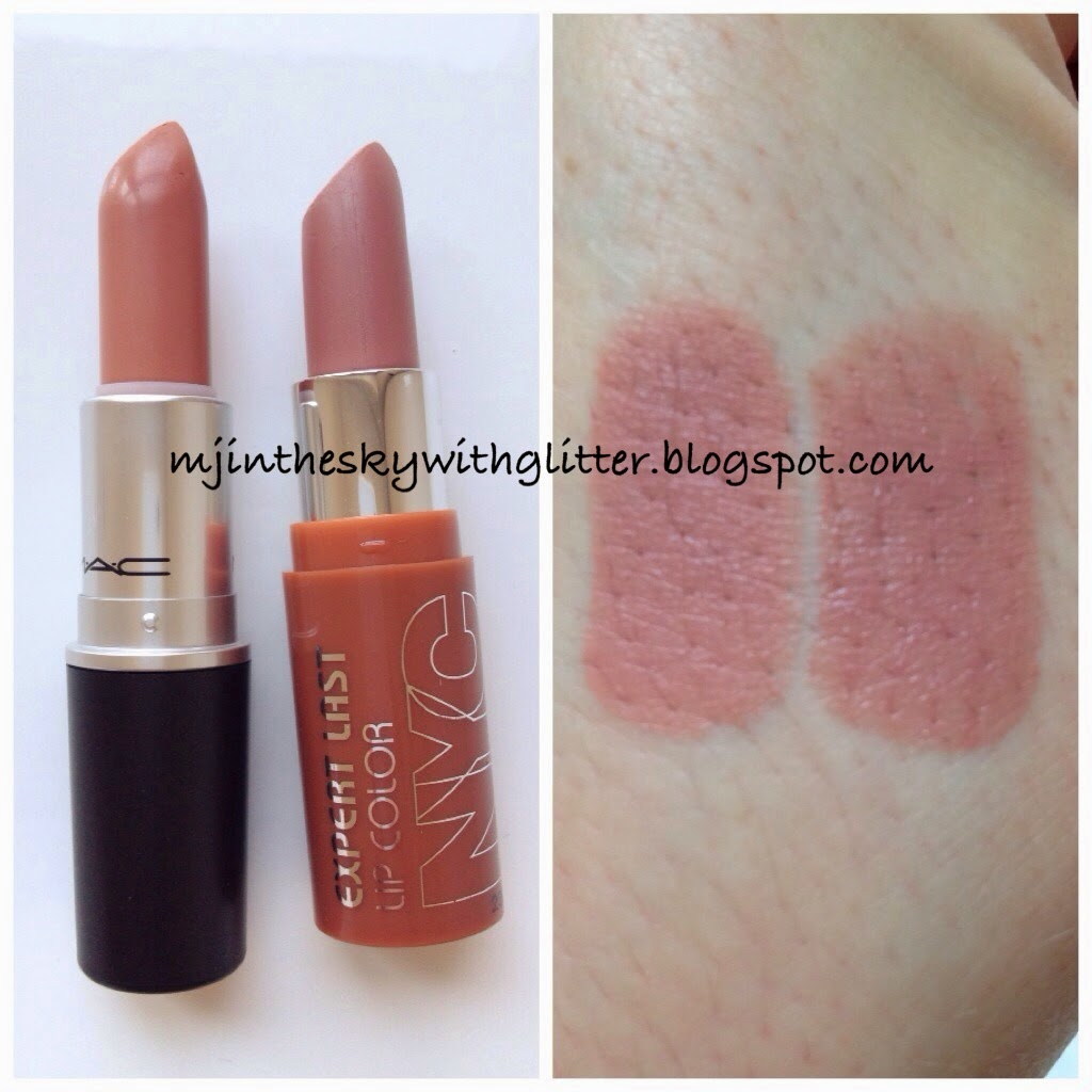 mac honeylove lipstick dupe - photo #7