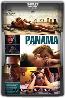 Panama Torrent BDRip Legendado 2016