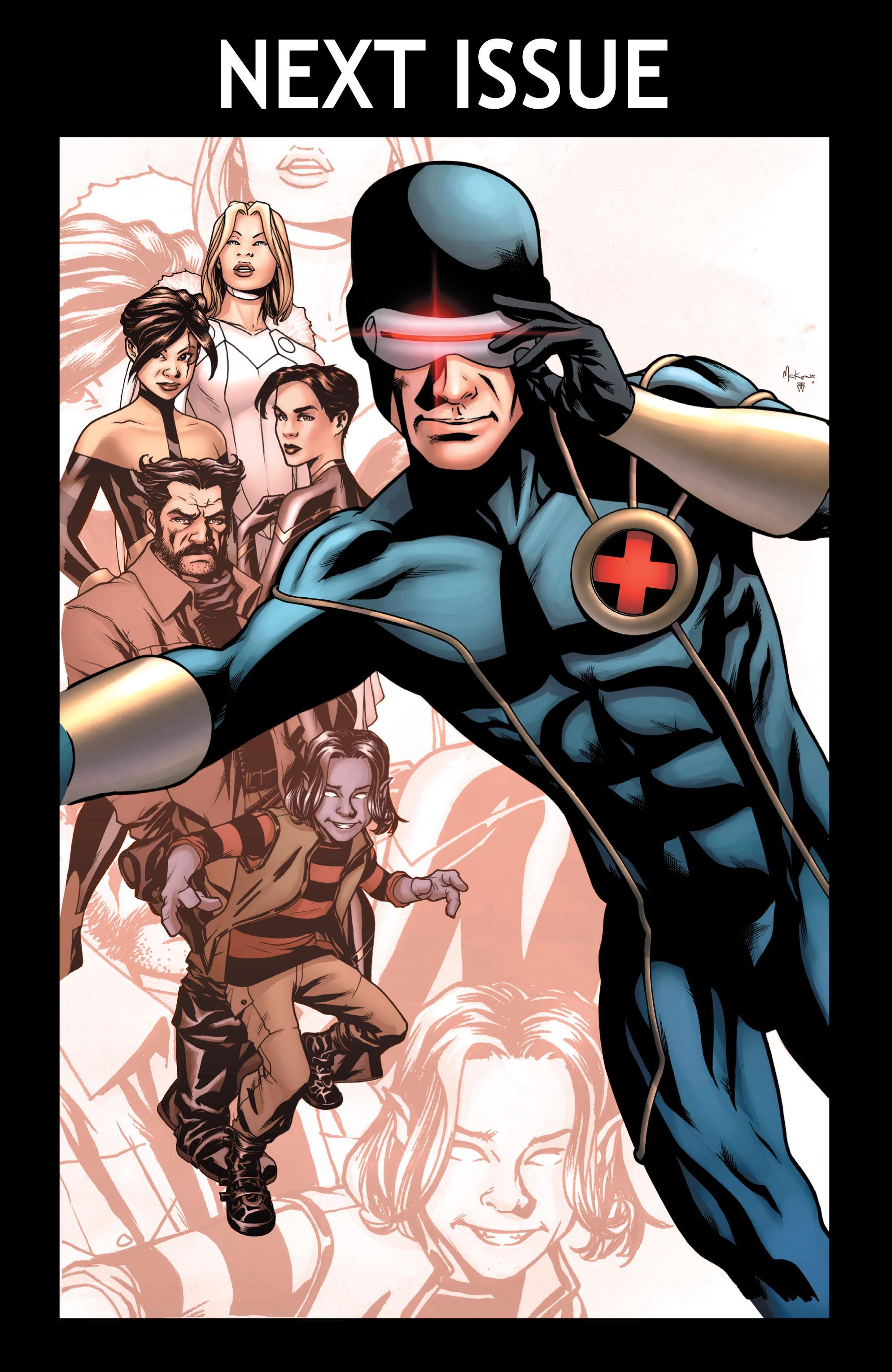 Read online Astonishing X-Men (2004) comic -  Issue #44 - 23