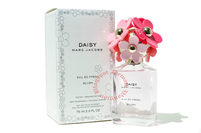 Marc Jacobs Daisy Eau So Fresh Blush Tester Perfume