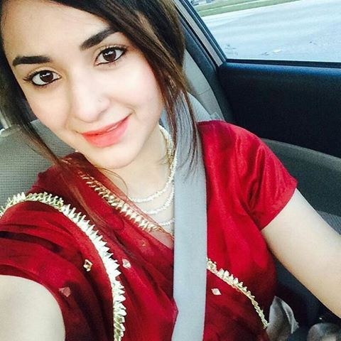 Yumna Zaidi HD Photo
