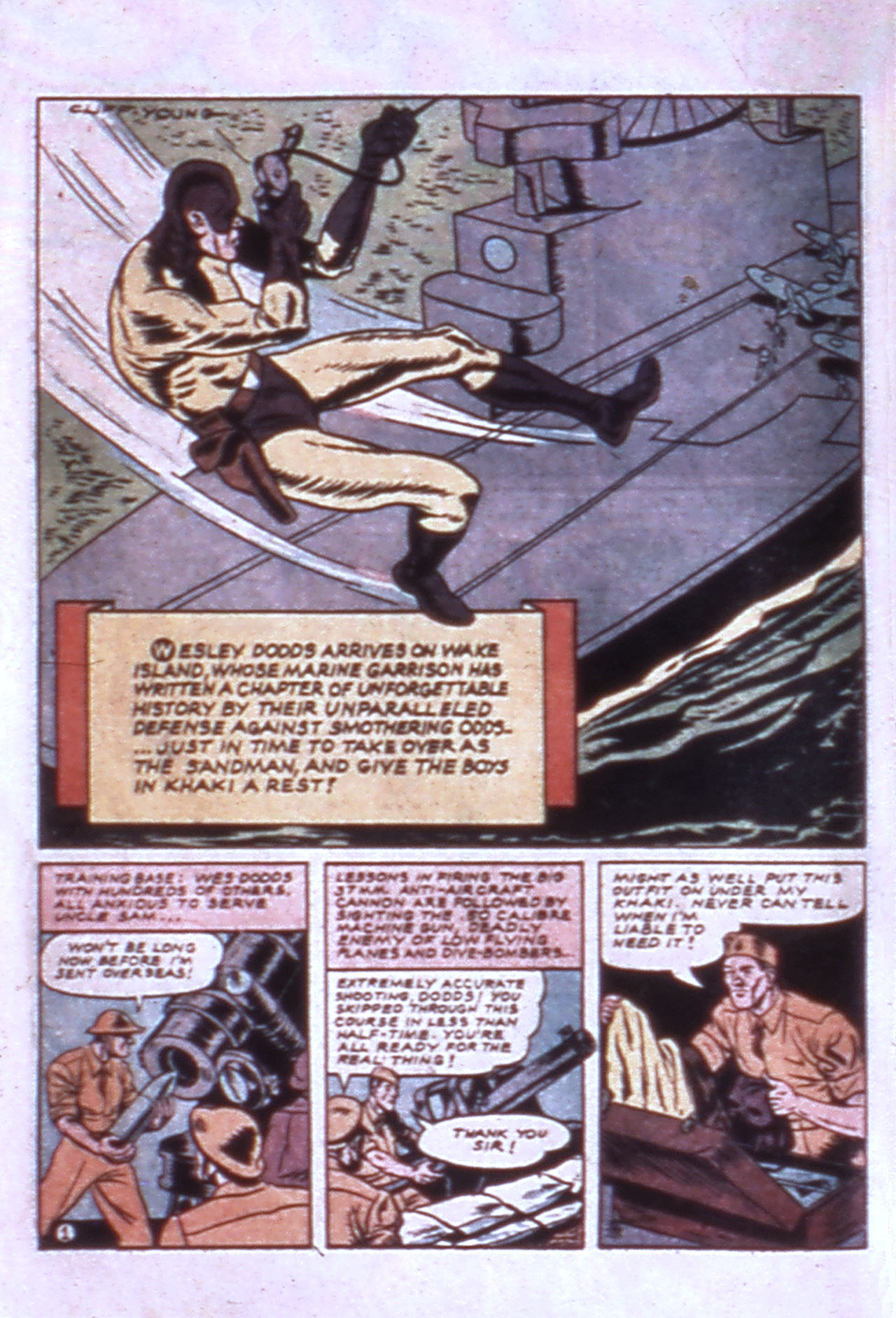 Read online All-Star Comics comic -  Issue #11 - 20
