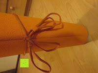 Knoten: Yogamatte »Shitala« / Umweltfreundliche und hypo-allergene TPE-Matte, weich und rutschfest, ideal für alle Yoga-Lehrer und Yogis / Maße: 183 x 61 x 0,5cm / In vielen Farben erhältlich.