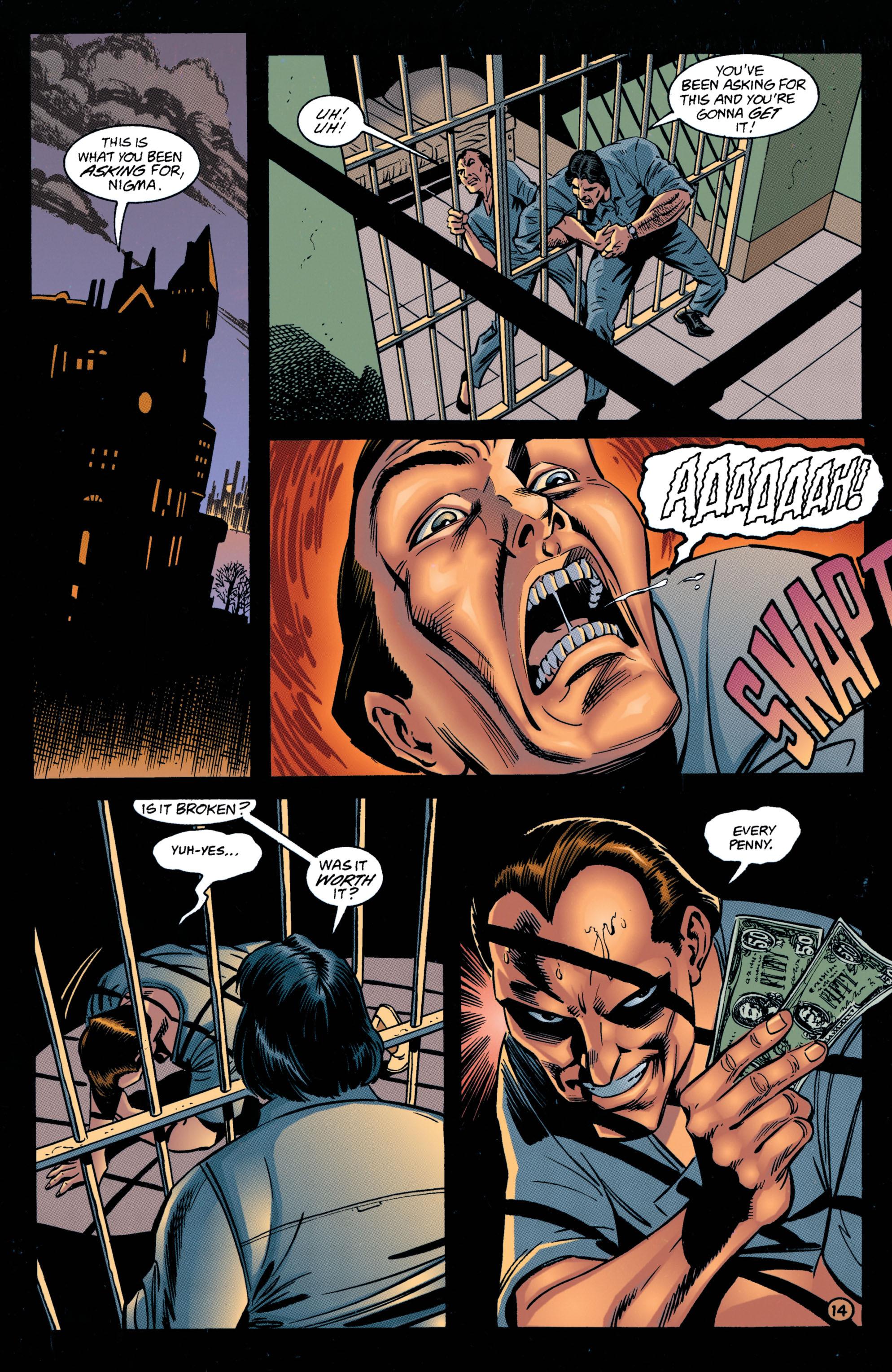Detective Comics (1937) 703 Page 14