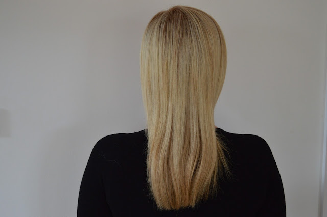 Sydney Fashion Hunter - Irresistible Me Hair Extensions Review Before