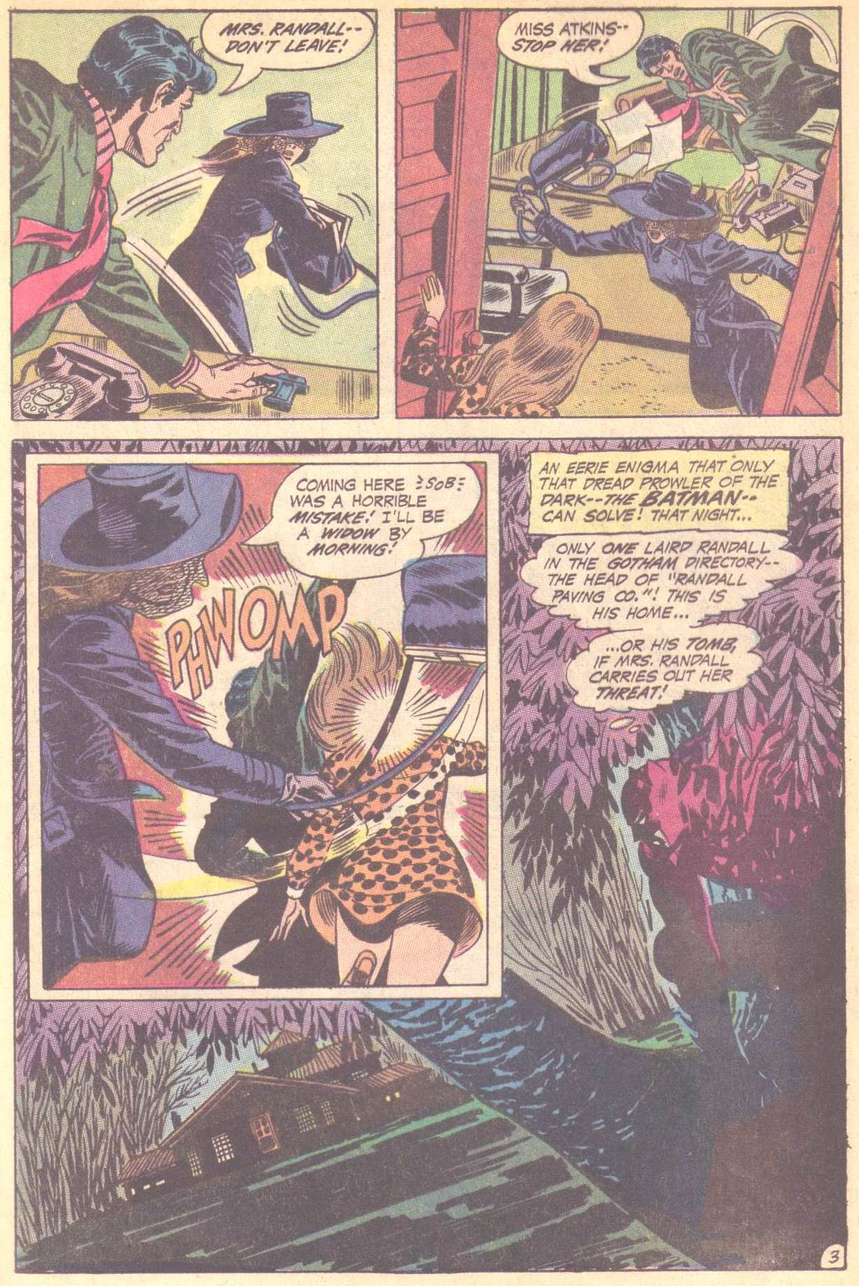 Detective Comics (1937) 403 Page 4