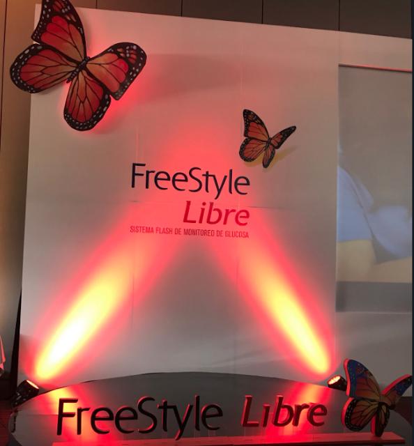 FreeStyle Libre, su presentación en México