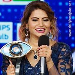 Megha Dhade Bigg Boss Marathi Winner 2018