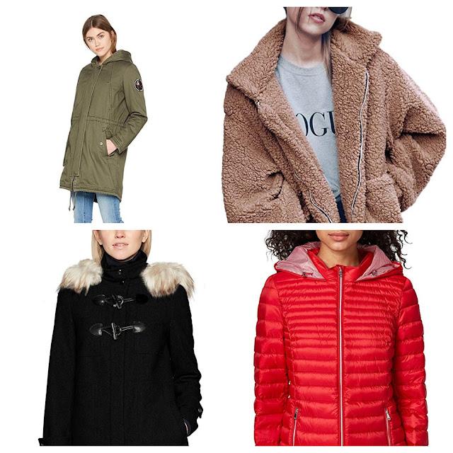 Winterjacken Trends 2018/2019 Damen