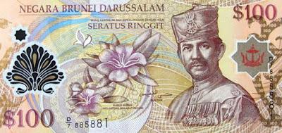 Mata Uang Brunei Darussalam