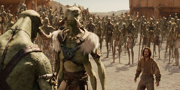 John Carter (2012) movie review