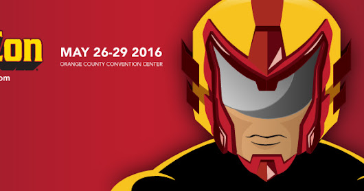 The Comic Nation Is Headed to MegaCon 2016!
