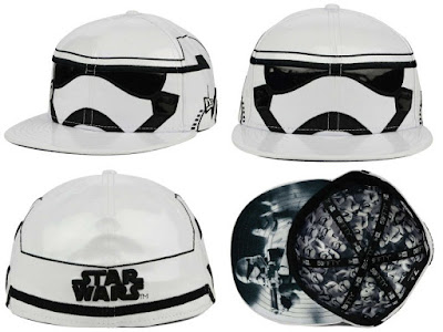 Star Wars: The Force Awakens Big Face 59Fifty Fitted Hat Collection by New Era – Kylo Ren