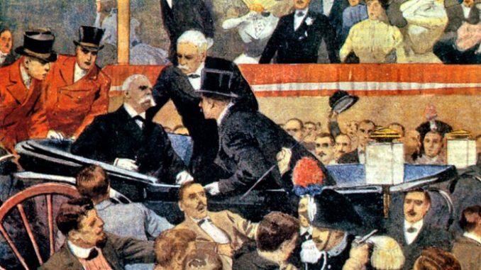 Kisah Kematian Raja Umberto I yang Sangat Aneh