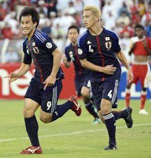 アジア最終予選 日本対オマーン戦