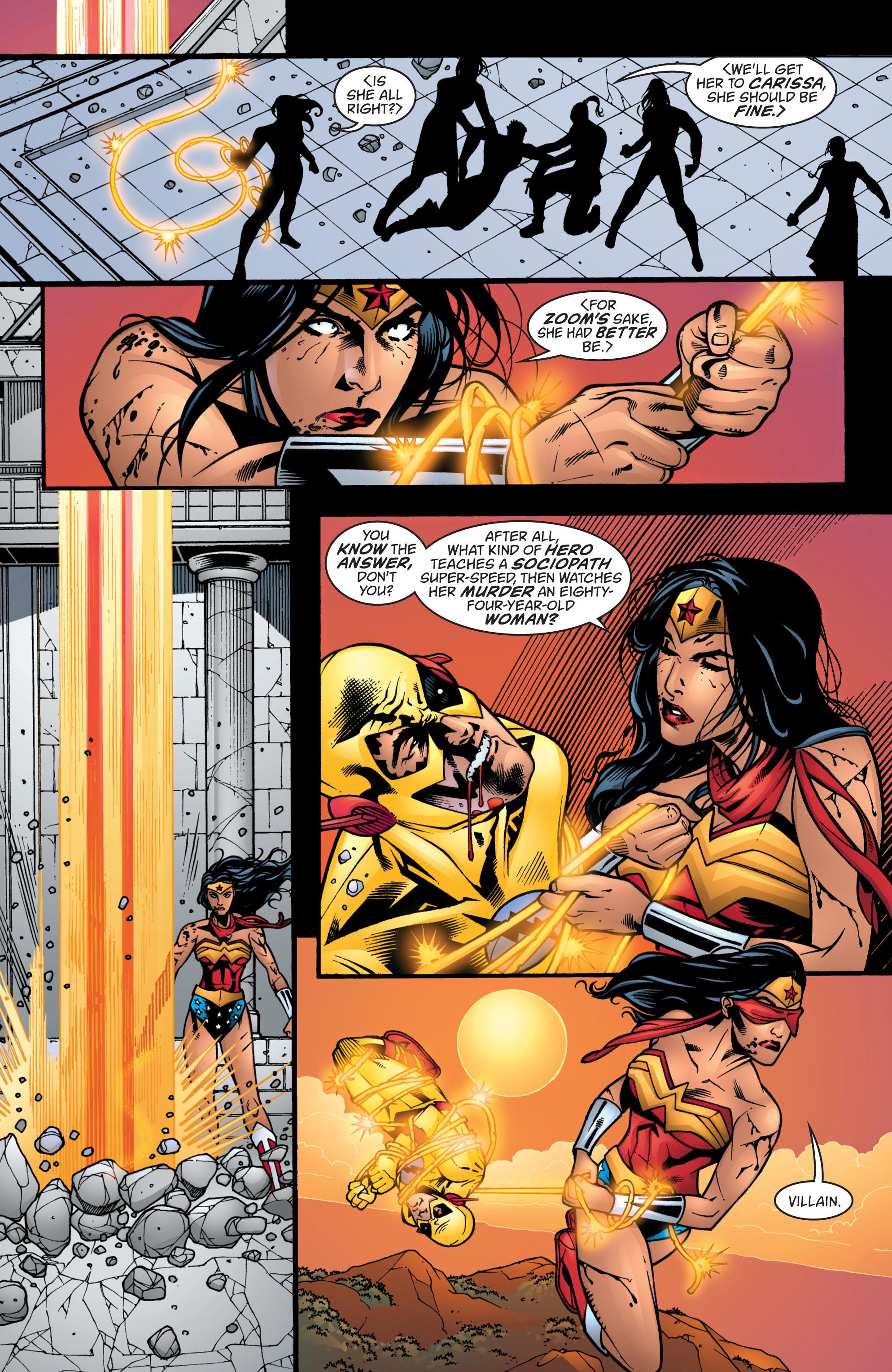 Read online Wonder Woman (1987) comic -  Issue #214 - 18