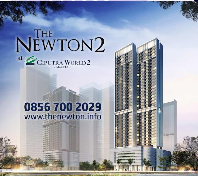 Apartemen The Newton 2 by Ciputra