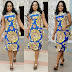Modern and Stylish Ankara Short Gown Styles for African Ladies