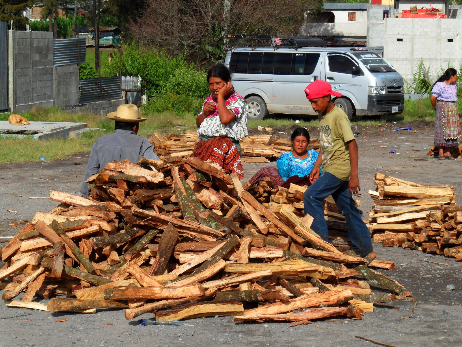 Pelas ESTRADAS DA GUATELAMA - Primeira jornada, de COBÁN a Chichicastenango | Guatemala