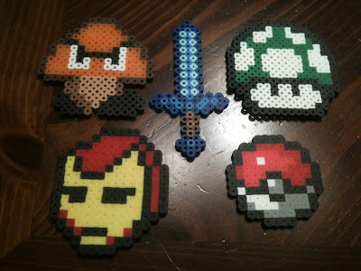 I Was Bored So Made A Few Small Things