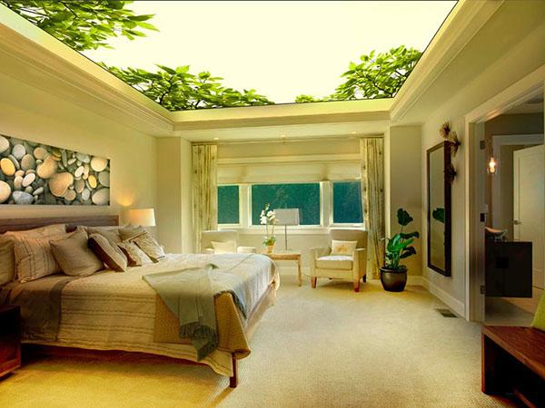 Mẫu trần phòng ngủ cổ điển 1