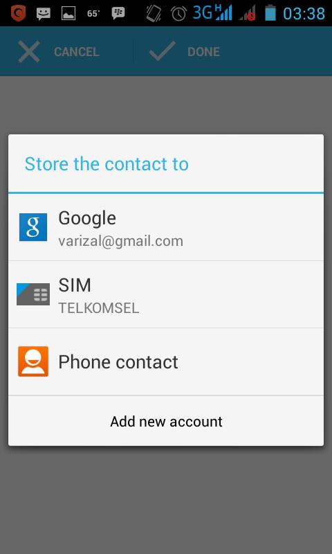 Tips Menyimpan No. HP di Ponsel Android Yang Paling Aman 2