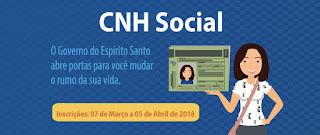CNH Social Espírito Santo 2018