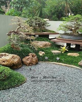 Tukang taman surabaya | taman Minimalis | www.jasataman.co.id