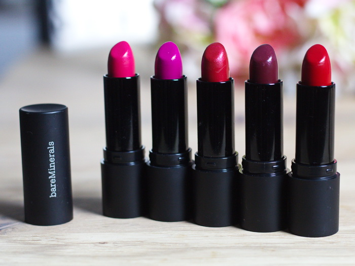 bareMinerals Statement Luxe-Shine Lipstick