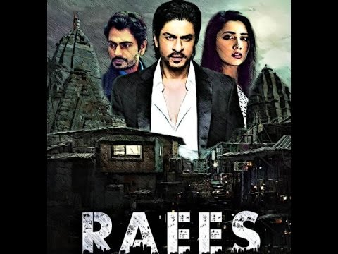 Raees Movie Poster Images