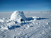 Playful Beauty South Pole Igloo