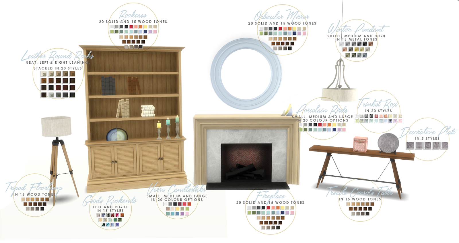 Used Living Room Sets For Simsational Designs Updated Hamptons Hideaway Living Room Set